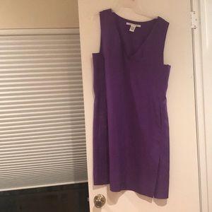 DVF Silk Shift Dress